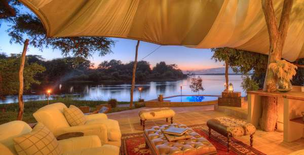 The Best of Luxury Camping