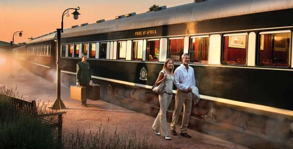 Luxury African Rail Journeys