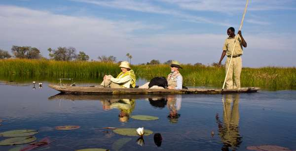 Unusual Safaris in the Delta