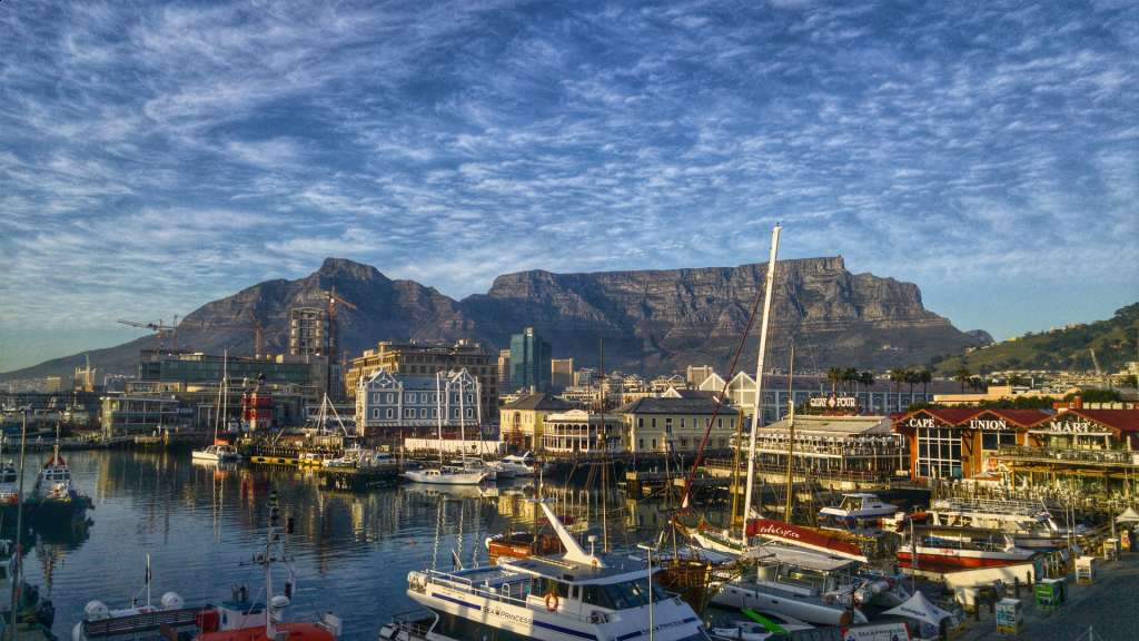 Visit the V&A Waterfront