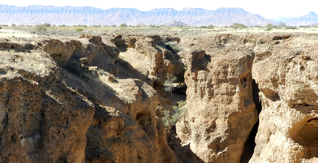 See Sesriem Canyon