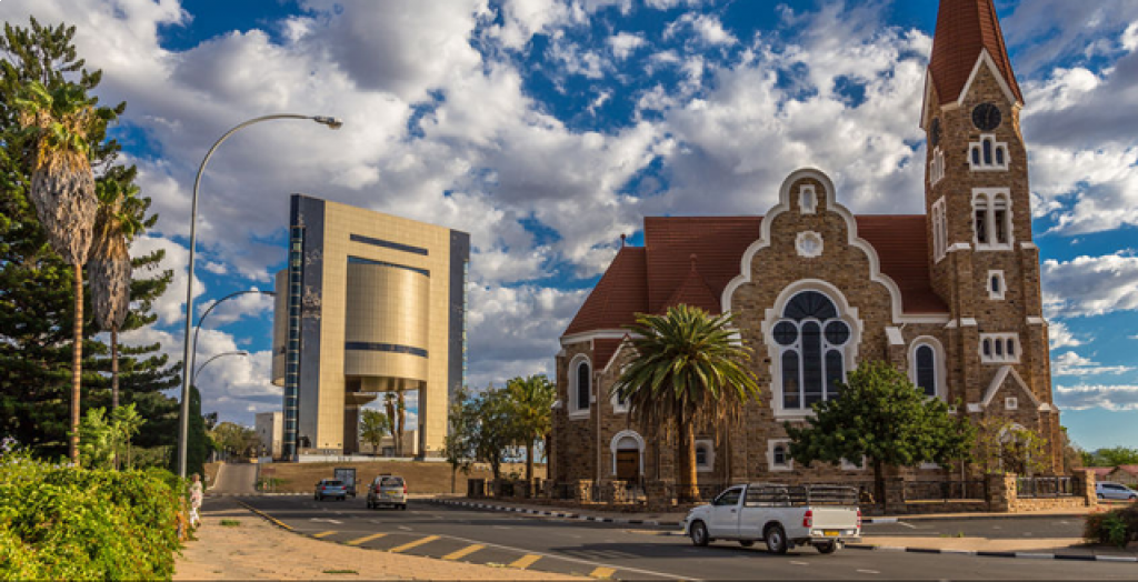 Christ Church and Museum of Namibia
