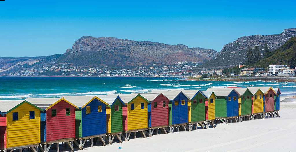 See colourful Muizenberg