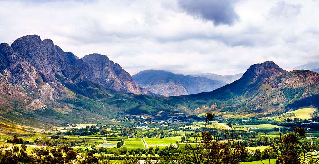 Travel to the Franschhoek Valley